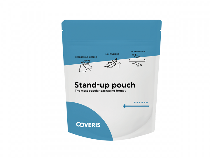 Premade Stand-up Pouches